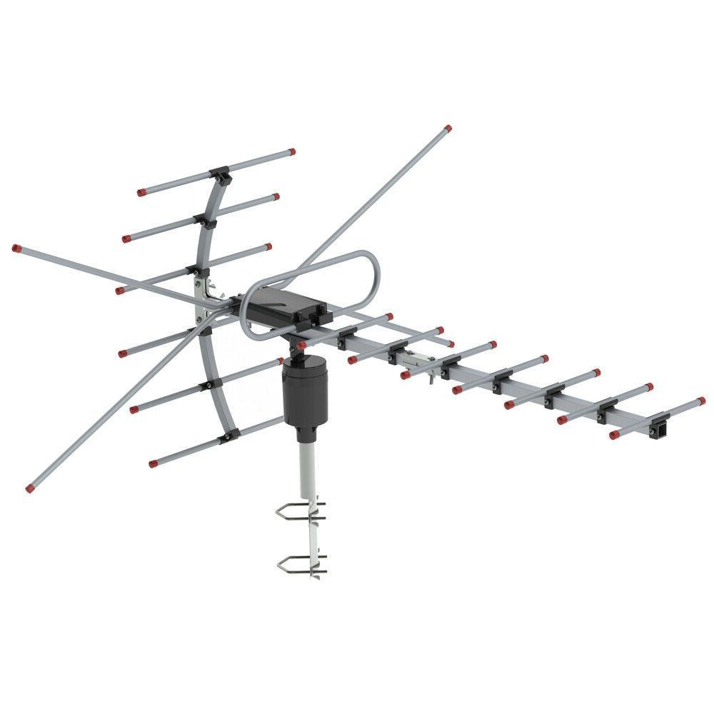360°Rotation 1080P 4K HD Antenna Amplified