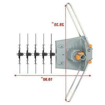 480Miles TV Motorized 4K V/U