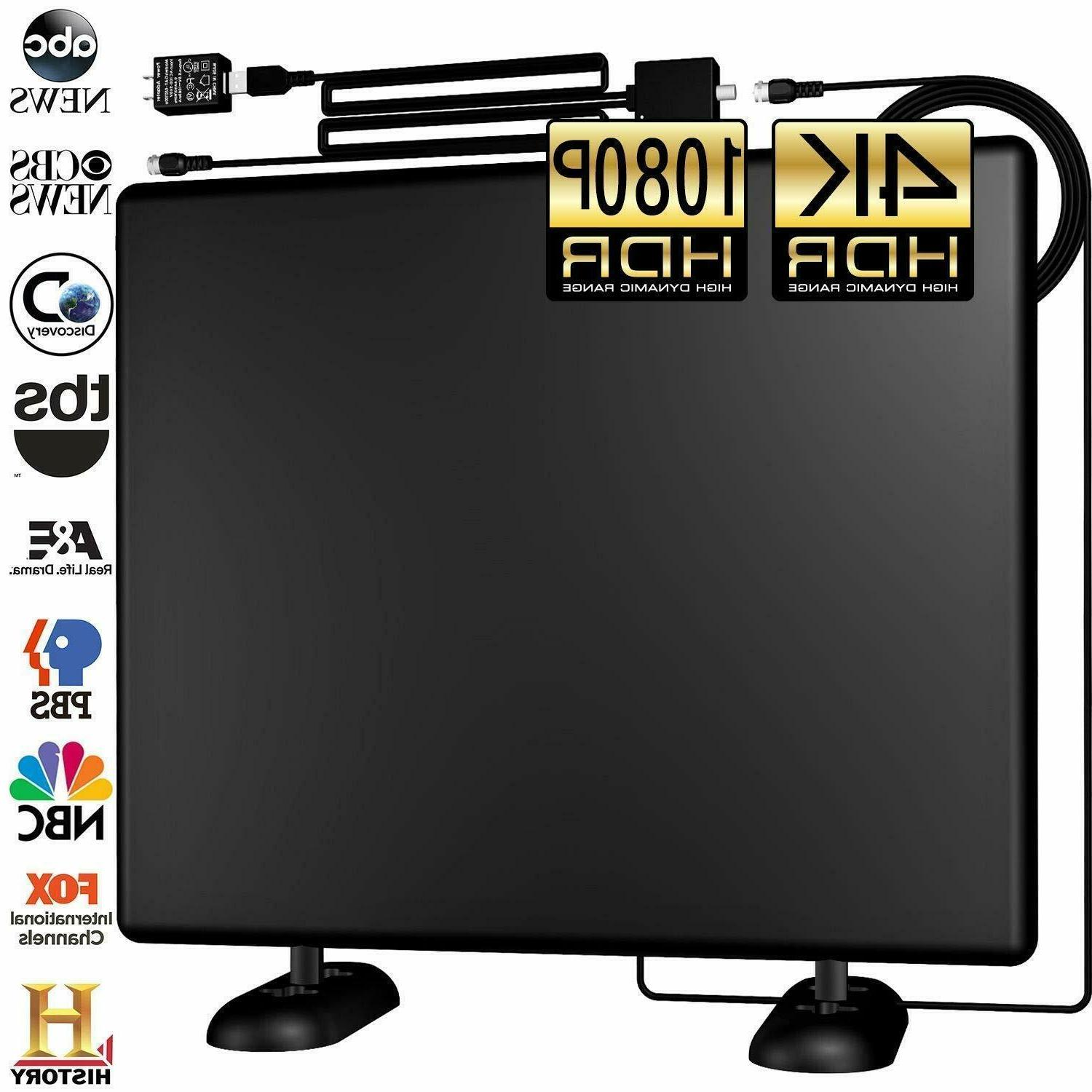 4k antenna for tv digital outdoor indoor