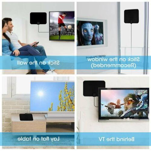 Indoor Outdoor HD Digital Channels 13tf 4K