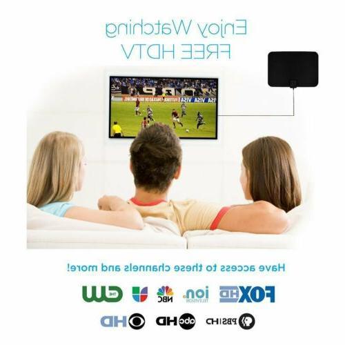 Indoor Outdoor Free HD 4K 1080P