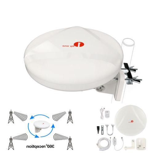 1byone Antenna Outdoor Digital HDTV VHF TV