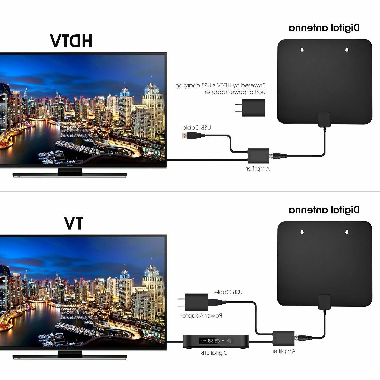 85 Range TV 1080p Skywire 4K Antena Digital-Antenna