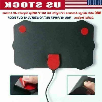 980 TV Antenna HDTV 13ft