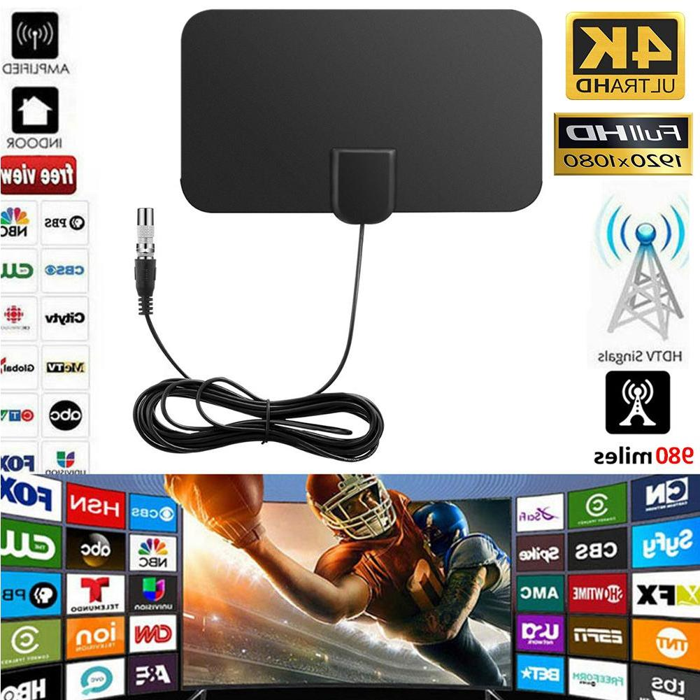 980 HD <font><b>Antennas</b></font> <font><b>Indoor</b></font> <font><b>Antenna</b></font> Compatible with 720p, 1080i, 1080p/ ATSC