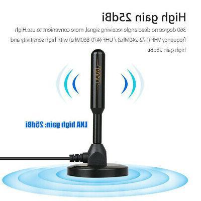 980 Antenna Digital HD Skywire 4K Antena Digital-Indoor 1080p