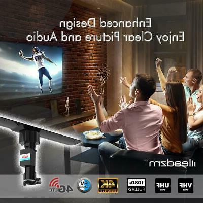 990 Outdoor Amplified TV Digital VHF Rotation