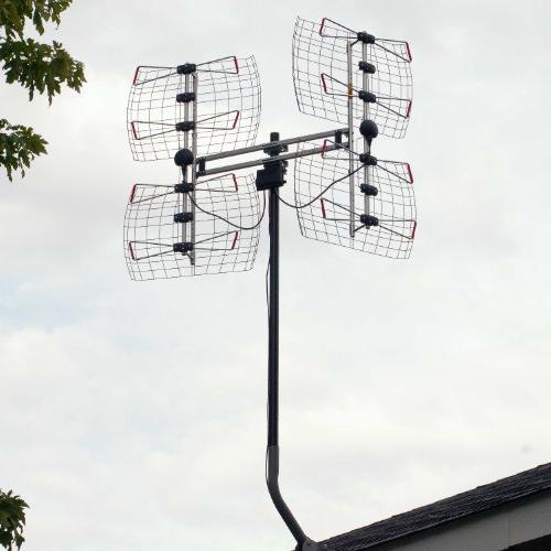ANTENNAS 8 Bowtie Indoor/Outdoor Antenna - 70 - DB8e