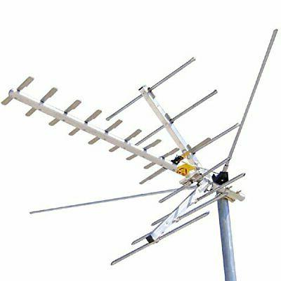 Channel Master High VHF, and Antenna