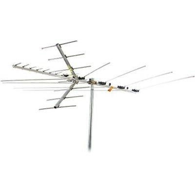 Channel Master CM-3016 VHF, UHF, FM and Antenna
