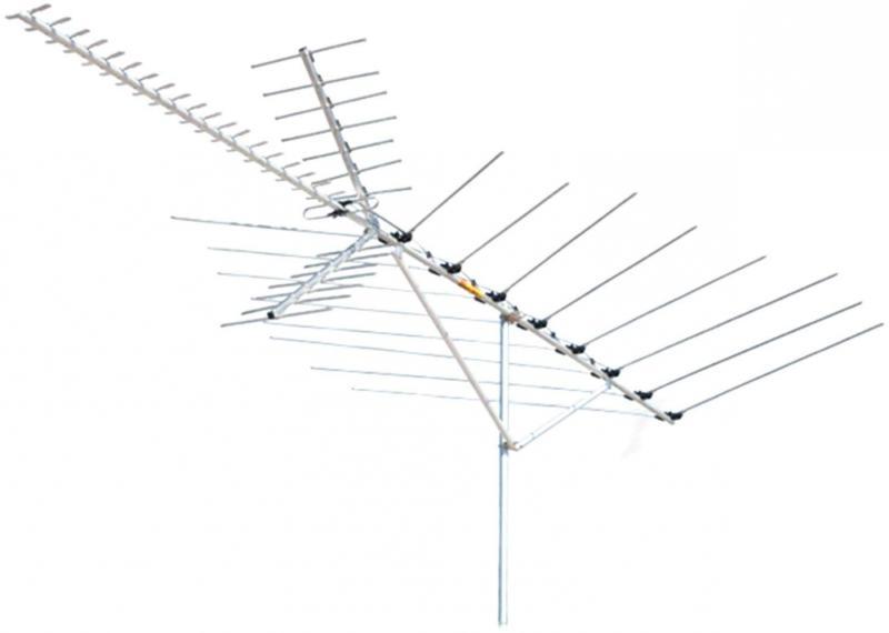 Channel Master CM-3020 Long Range VHF, UHF, FM and HDTV Ante