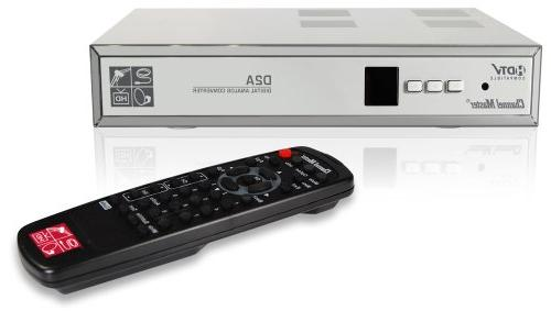 Channel Master to Analog Converter Box with S-Video