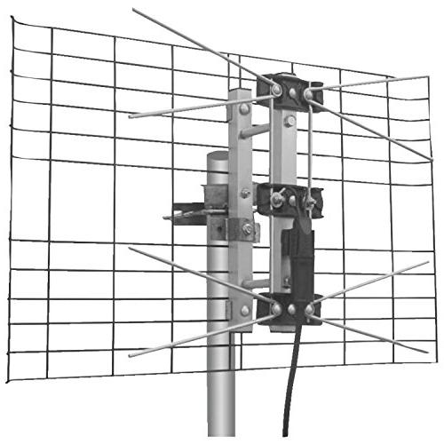 Eagle Aspen EASDTV2BUHF Directv Approved 2-Bay UHF Outdoor A