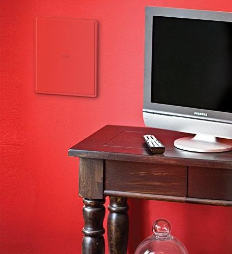RCA Flat Amplified Indoor TV