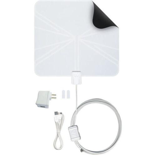 Winegard FlatWave Amped Indoor Amplified HDTV Antenna
