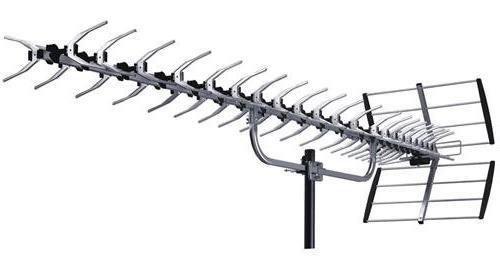 Xtreme Long Yagi VHF/UHF HDTV Antenna