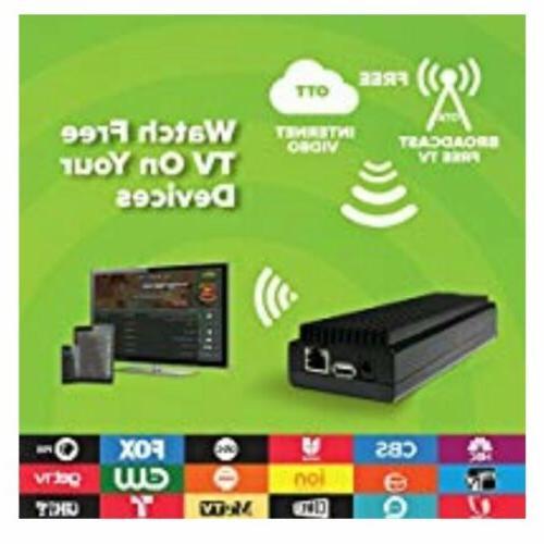 Mohu AirWave HDTV Media with Antenna