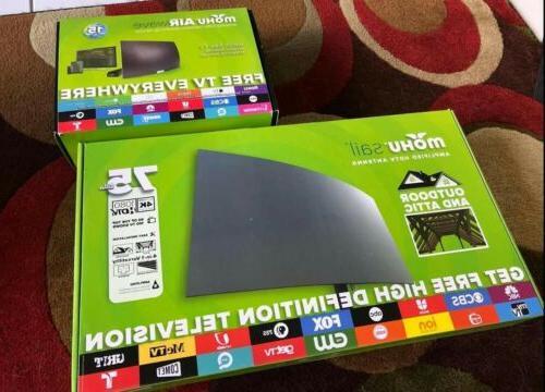 Mohu Media Premium with TV Antenna