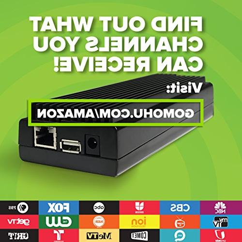 Mohu AirWave Network Streaming Standard Edition, Guide, MH-110088