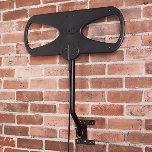 AmazonBasics Amplified Indoor/Outdoor Antenna Range