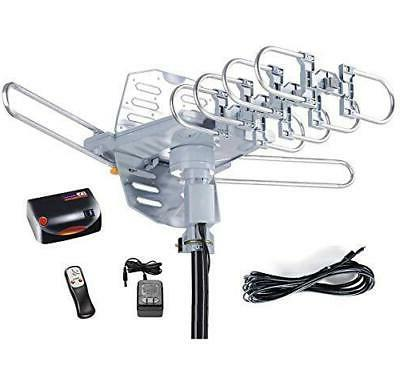 amplified hdtv antenna long range