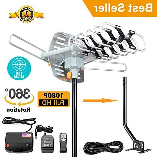 amplified tv antenna