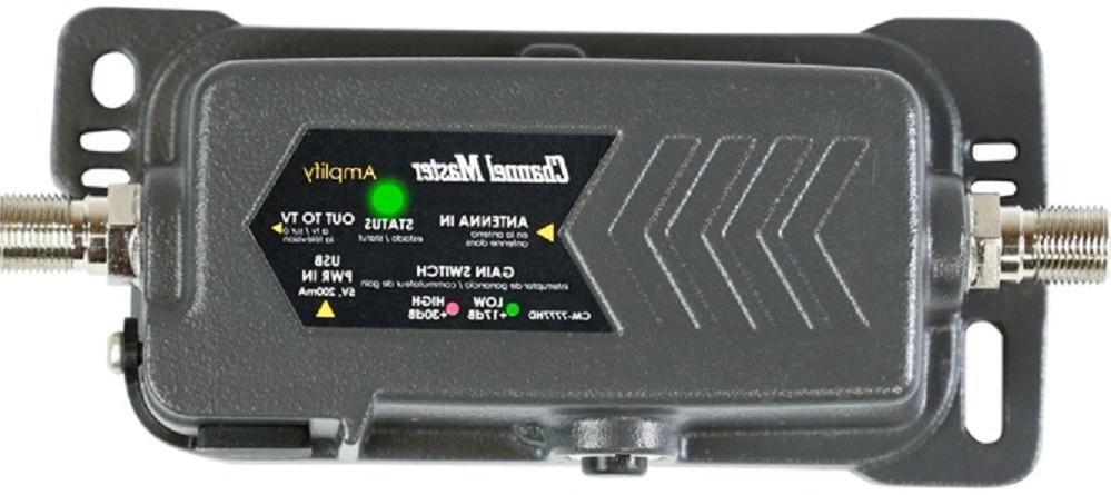 amplify tv antenna amplifier adjustable gain preamplifier