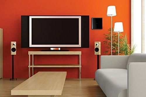RCA Amplified Flat Indoor Antenna
