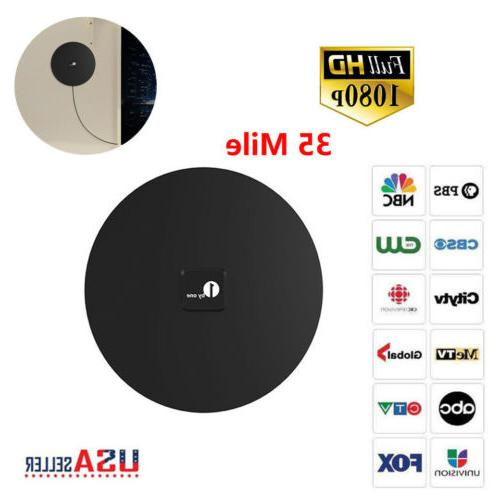antenna tv digital hd 100mile range signal