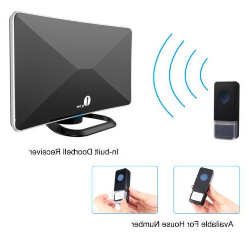 1byone Antenna Range TV HD TV Amplifier