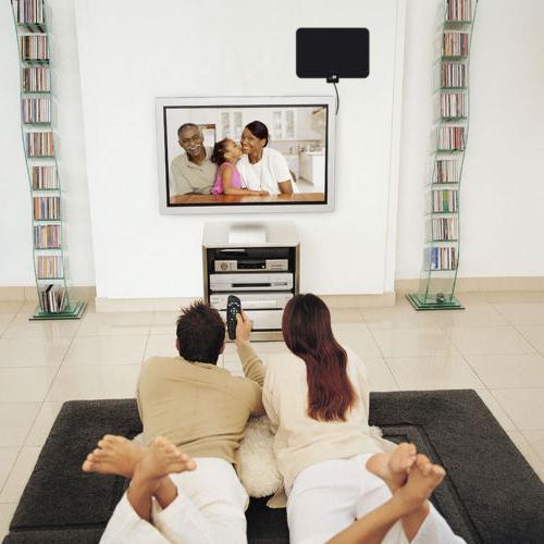 1byone Indoor Antenna Digital 4K Digital 1080p VHF