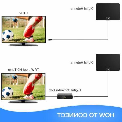 1byone Indoor Digital VHF