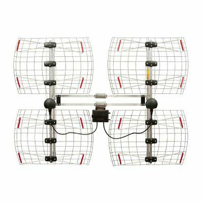 ANTENNAS DIRECT 8 Element Bowtie Indoor/Outdoor HDTV Antenna