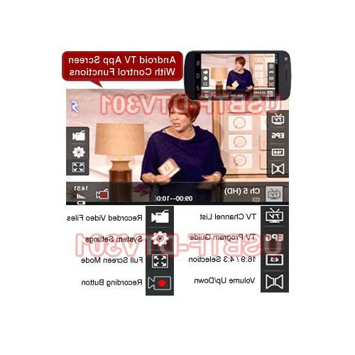 Digital ATSC HD TV Tuner All Devices