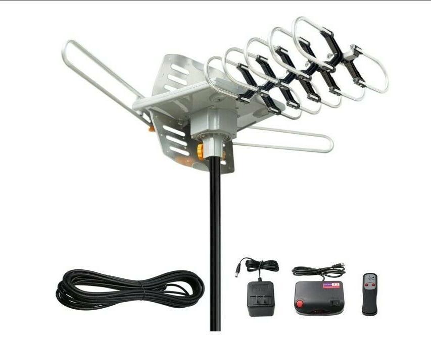 Best Long Range Outdoor Hdtv Antenna Digital TV 150 M Amplif