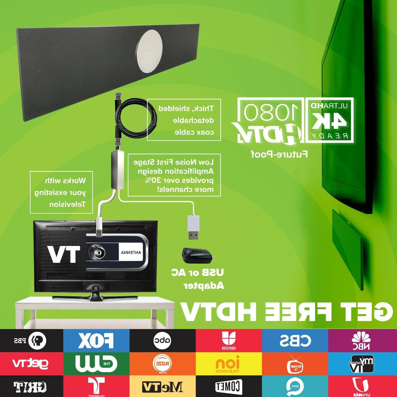 Mohu HDTV Modern Style