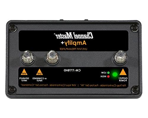Channel Master Professional Outdoor Amplifier