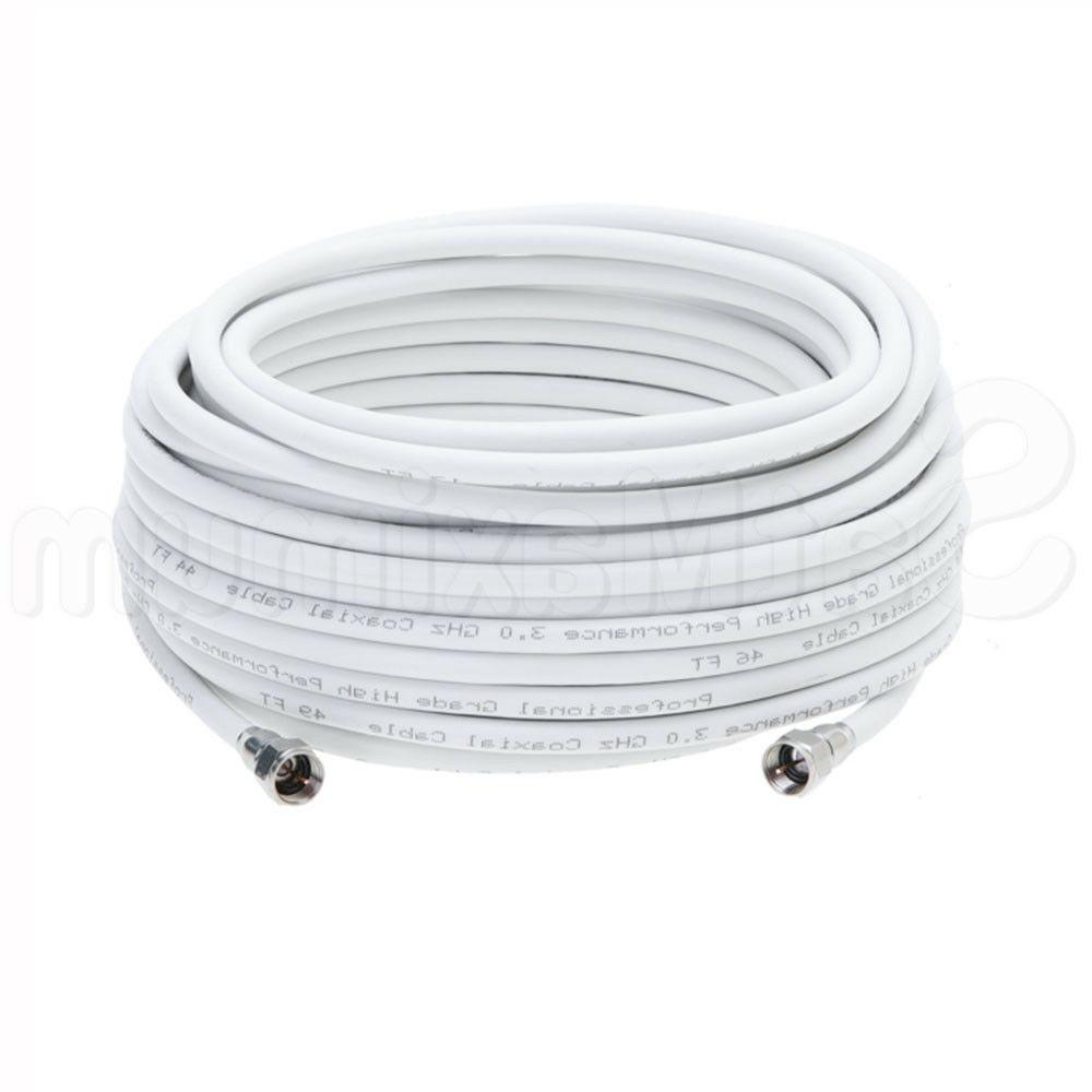 Coaxial Extension Coax Wire Double LOT