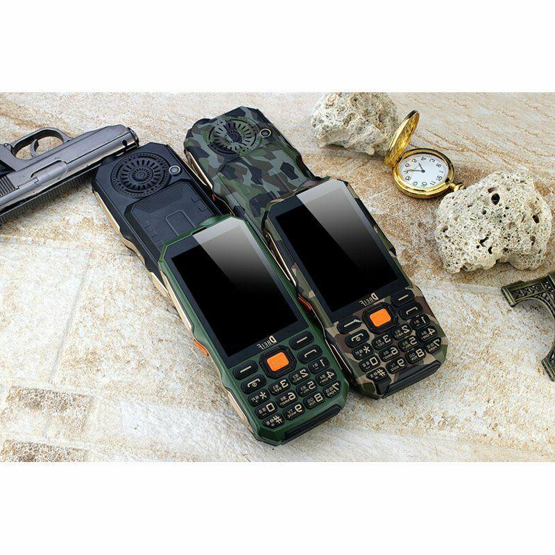 DBEIF Antenna TV 3.5'' Sim Feature Phone
