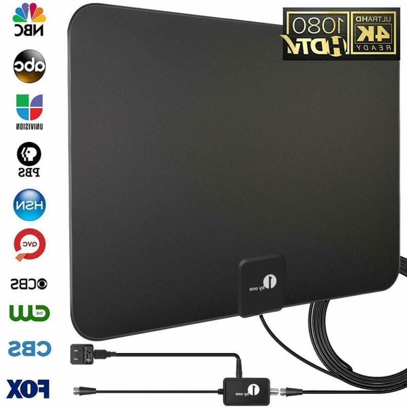 digital amplified indoor hd tv antenna up