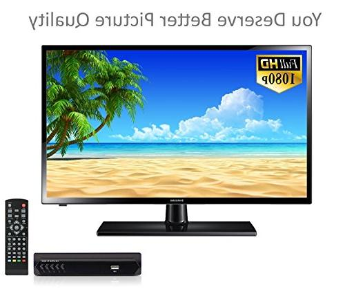 Digital Converter Flat Antenna Cable Watching Channels for