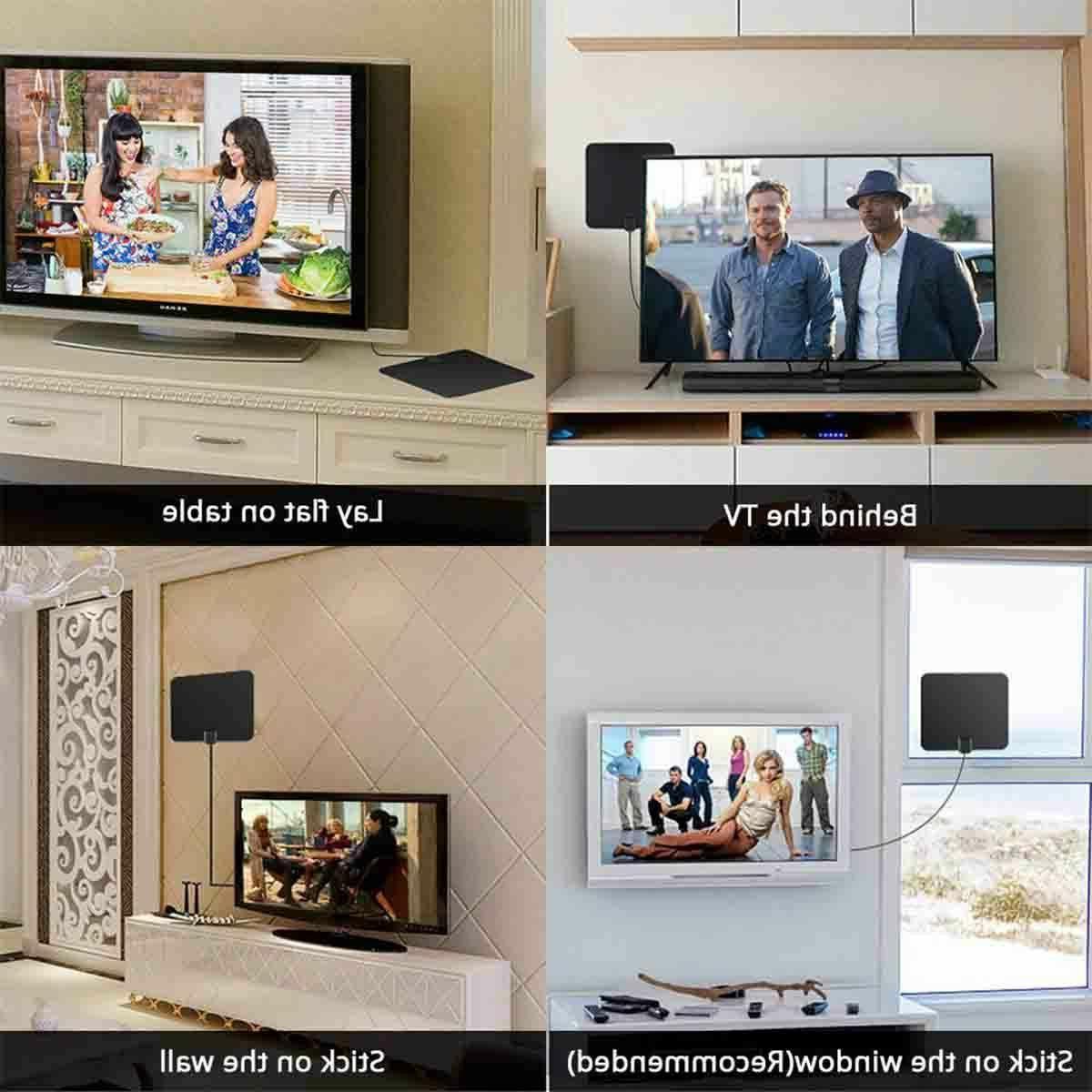 SUPER ANTENNA TVFOX HIGH DEFINITION HDTV MILES