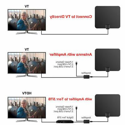 TV Digital TV Mile Thin 300 Indoor 1080P