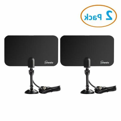 flat hd digital indoor tv antenna 2