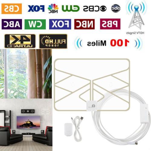hd tv antenna 1080p hdtv digital 50