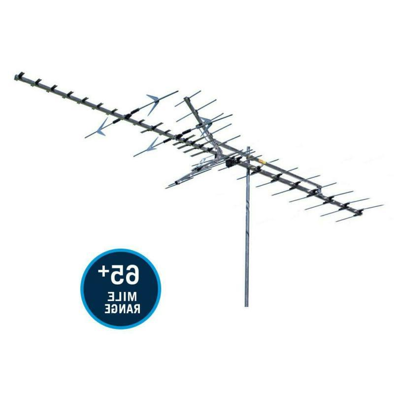 Winegard Hd7698P Platinum Series Hdtv High-Band Vhf/Uhf Deep