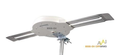 LAVA 360 Omnidirectional HD Omnidirectional Antenna Rated OmniPro Installation