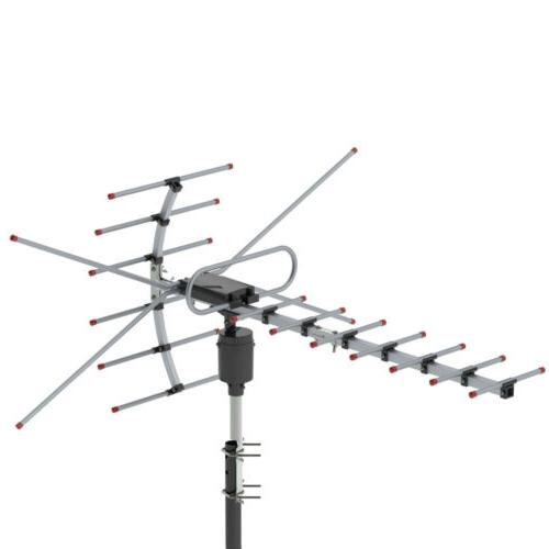 HDTV TV Antenna Long Range HD