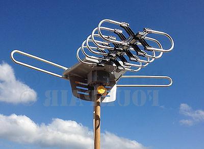 hdtv amplified antenna tv 36db