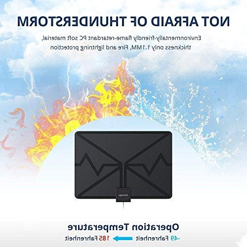HDTV TV Range Signal Booster Local All of Television Version